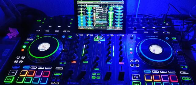 DENON DJ Prime4 használat tapasztalat 2020 – 2021